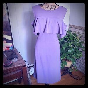 Lilac trending  Dress